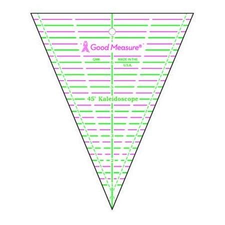 Good Measure, Kaleidoscope Ruler