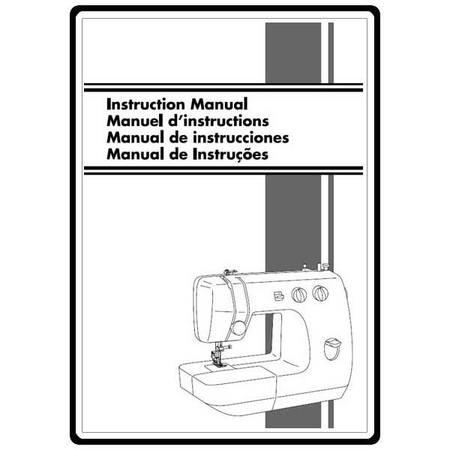 Instruction Manual, Brother LS30