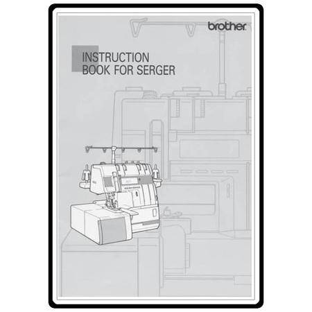 Instruction Manual, Brother PL-2100
