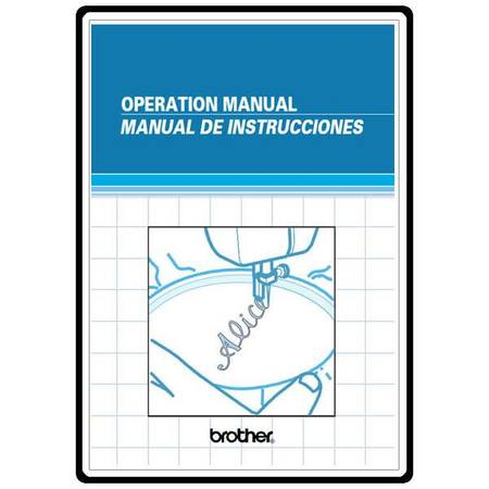 Instruction Manual, Brother XL-3010