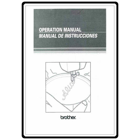 Instruction Manual, Brother XL-3025