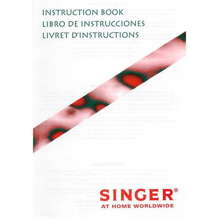 Instruction Manual, Singer 57817