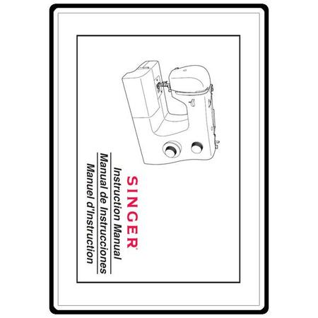 Instruction Manual, Singer 2250