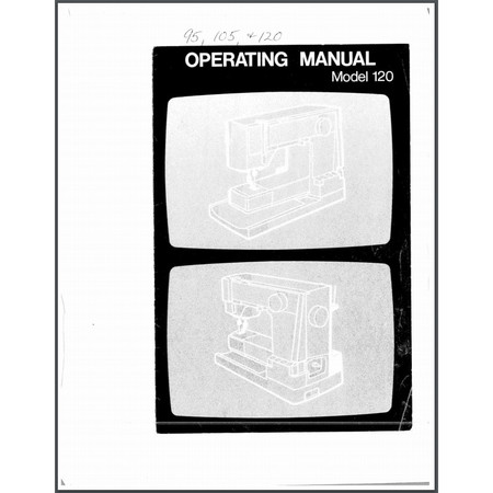Instruction Manual, Viking Classica 105