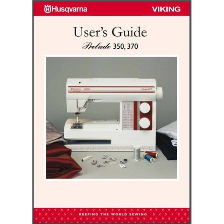 Husky sewing machine user manual brother