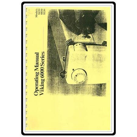 Instruction Manual, Viking 6000 Series