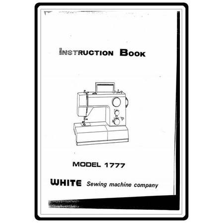 Instruction Manual, White 1777