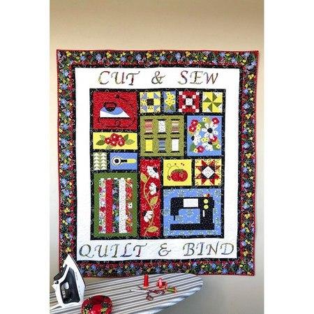 The Quilt Quilt, Jillily Studio
