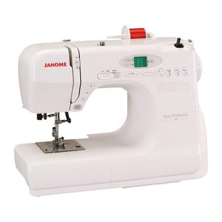 Janome Jem Platinum 760 Computerized Sewing Machine