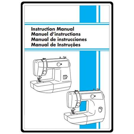 Instruction Manual, Brother L1520
