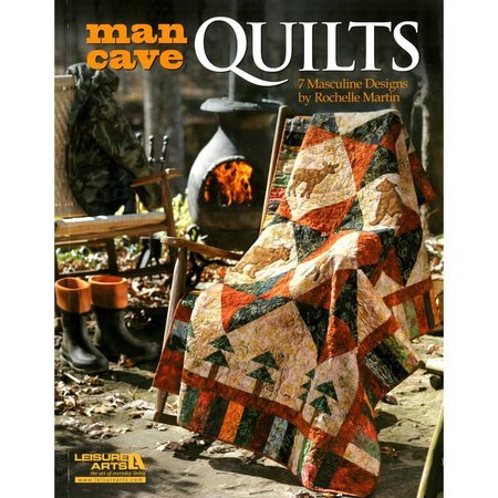 Man Cave Quilts, Rochelle Martin