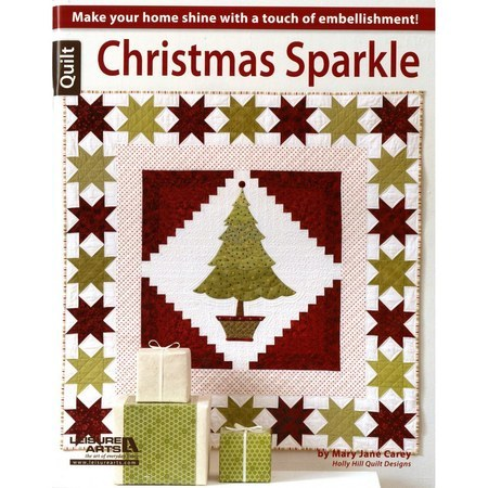 Christmas Sparkle Quilt Book, Leisure Arts