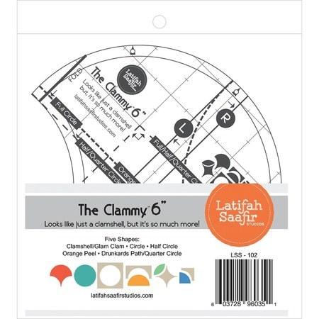 """The Clammy (6"""")"""