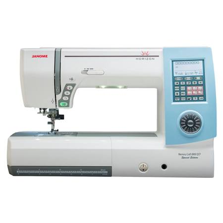 Janome MC8900QCPSE Computerized Quilting Machine