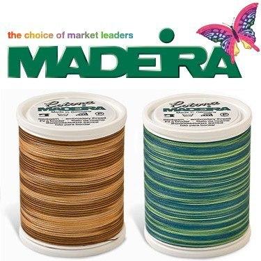 Cotona No. 30, 440 Yards, Madeira (Variegated)