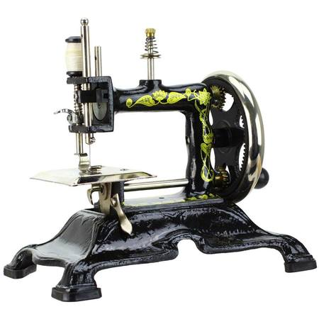 Antique Sewing Machine Replica
