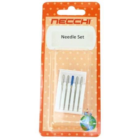 Assorted Needle Set (5pk), Necchi