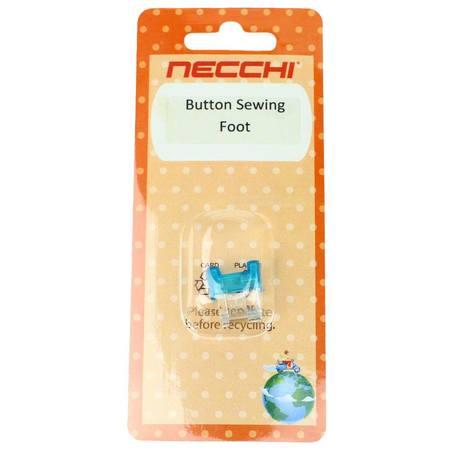 Button Sewing Foot, Necchi #NE200136002