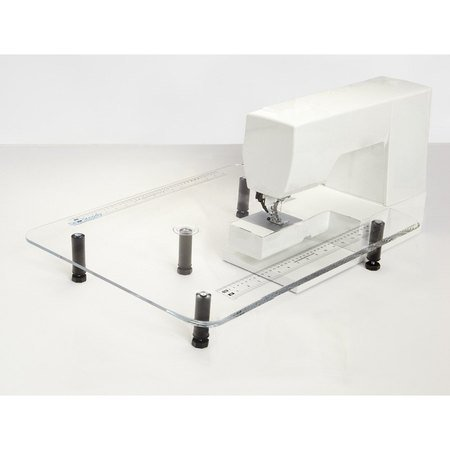 "Acrylic Extension Table 18""x 24"", Janome #NH128-7"