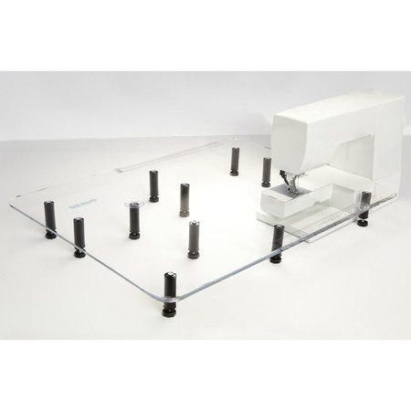 "Acrylic Extension Table 24""x 32"", Janome #NH128giant-7"