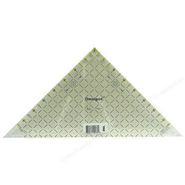 Right Triangle Ruler 8in, Omnigrid