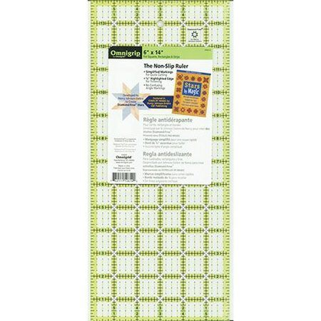 Diamond Free Ruler 6in x 14in, Omnigrid
