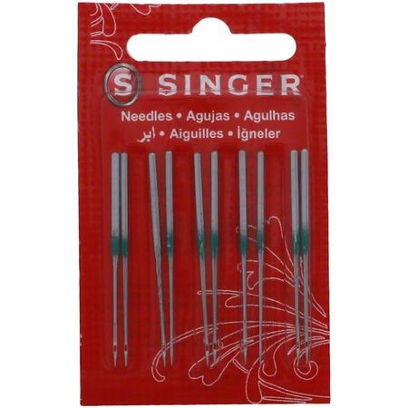 Singer 2054-06 Ballpoint Serger Needles (10pk)