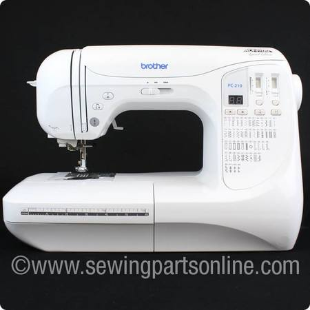 Brother PC-210PRW Sewing Machine