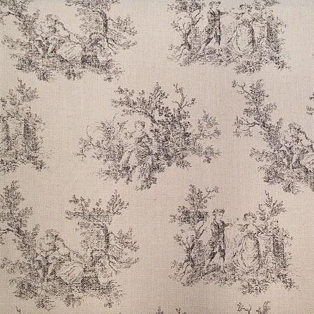 "P/K Lifestyles, Victorian, Tan Upholstery Fabric - 56"""