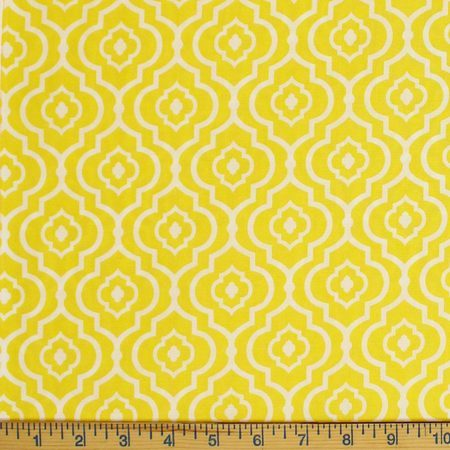 Dena Designs, Sundara Oasis, Meena, Yellow Fabric