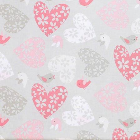 David Walker, Sweetheart, Love Birds, Posie Fabric