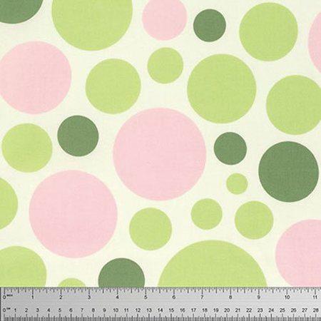 Heather Bailey, Nicey Jane, Dream Dots, Celery Fabric