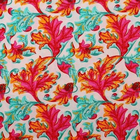 Tula Pink, Tabby Road, EEK, Strawberry Fields Fabric
