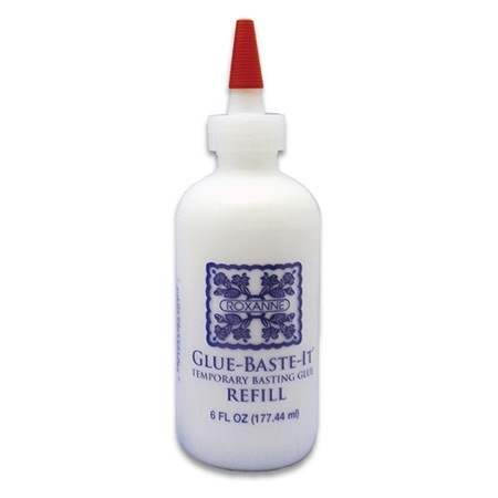 Glue Baste-It Refill (6oz), Roxanne International #RX-GL6