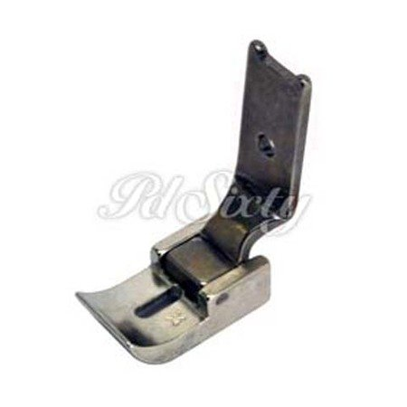 "3/16"" Hinged Welting Foot with Back Cut Out, Singer"