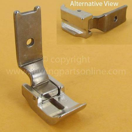 "Hinged Welting Foot w/ Back Cut Out (1/4""), Singer #S561 1/4"