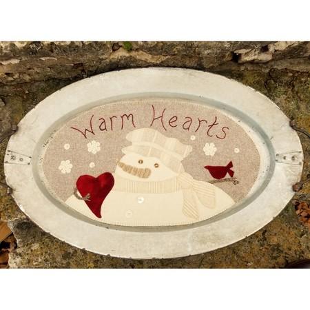 Warm Hearts Pattern, Sew Cherished