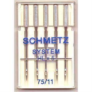 Needles, Schmetz HLx5 (5pk)