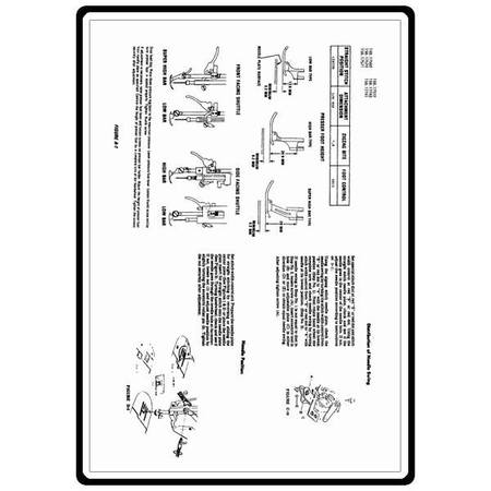Service Manual, Kenmore 158.17571