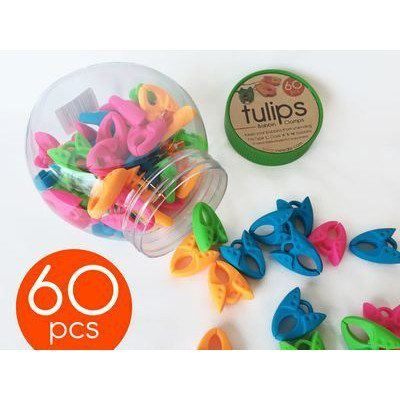 Tulip Clips (60pk), Smartneedle
