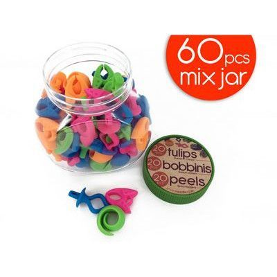 60 Piece Mix Jar, Smartneedle