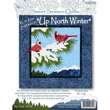 Up North Winter Quilt Kit