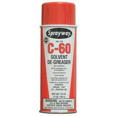 Sprayway Solvent Degreaser/Cleaner (16oz)