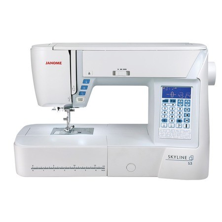 Janome Skyline S3 Computerized Quilting Machine