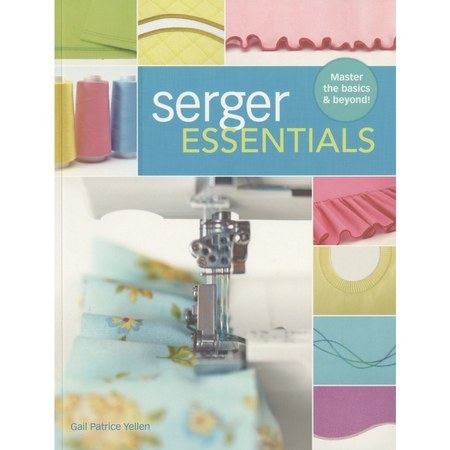 Serger Essentials Book