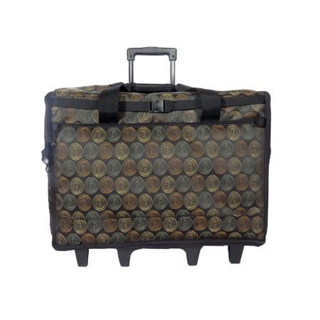 Wheeled Travel Case, Bluefig #TB23