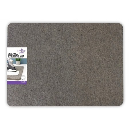 Felted Wool Pressing Mat - 14-1/3in x 18-7/8in