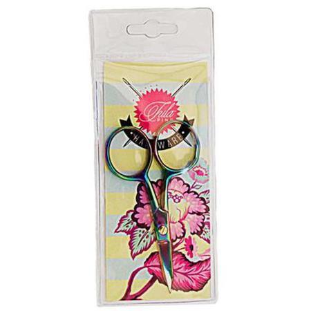 Tula Pink, Micro Tip Scissors #TP711T