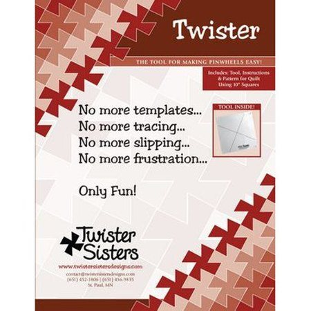Twister Pinwheel, Twister Sisters