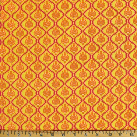 Timeless Treasures, Tribeca Designs, Yellow Fabric
